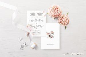 thiệp cưới hiện đại đẹp nhất Bình Phước