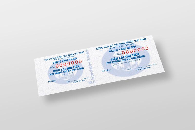 in vé thu phí chất lượng nhất Bình Phước