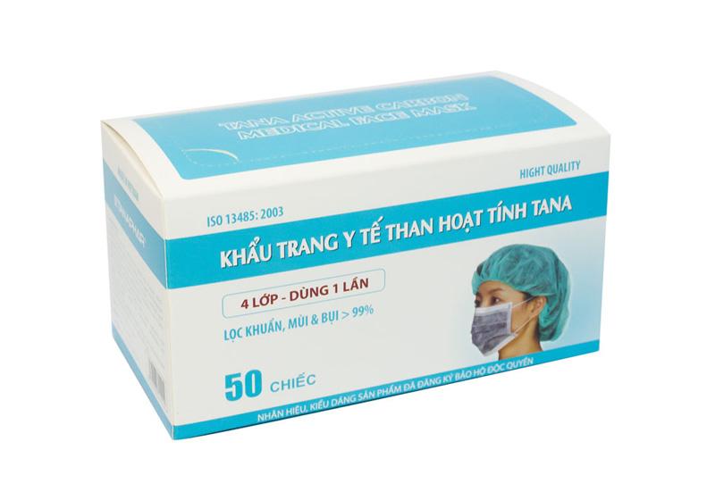 in hộp khẩu trang chất lượng nhất Bình Phước